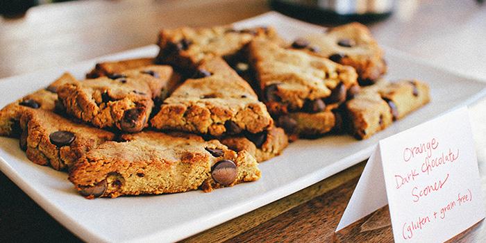 Grain-Free Baking