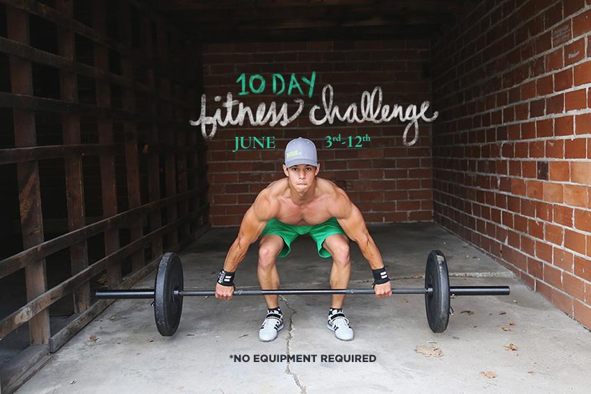 June Fitness Challenge!