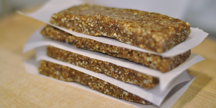 Recipe: Homemade Lara Bars