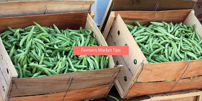 Beginner Farmers Market Tips