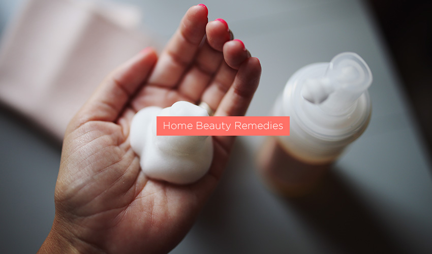 20 Home Beauty Remedies